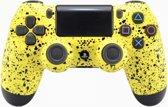 3D Splashing Geel - Custom PlayStation PS4 Wireless Dualshock 4 V2 Controller