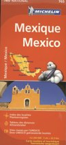MICHELIN WEGENKAART 765 MEXICO