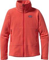 Patagonia W's Emmilen Jacket - dames - fleecevest - L - zalm
