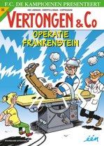Vertongen en C° 25 - Operatie Frankenstein