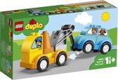 Afbeelding van LEGO DUPLO Mijn Eerste Sleepwagen - 10883 speelgoed