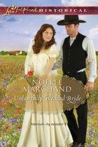Unlawfully Wedded Bride (Mills & Boon Love Inspired Historical)