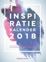 Inspiratiekalender 2018