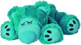 Warmies- magnetronknuffel Beddy Sleepy Bear Turquoise