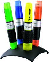 STABILO Luminator Markeerstift - Bureauset Met 4 Kleuren