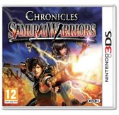 Samurai Warriors Chronicles - 2DS + 3DS