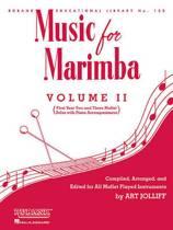Music for Marimba, Volume II