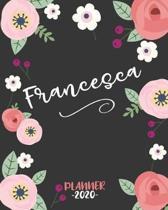 Francesca Planner 2020