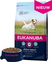 Eukanuba Dog Adult - Small Breed - Hondenvoer - 3 kg