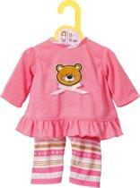 Dolly Moda Pyjama - 38-46 cm - Poppenkleertjes