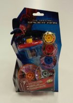 The amazing Spiderman draaitollen set- 6-delig
