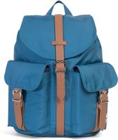 Herschel Supply Co Dawson Women Rugzak Indian Teal Tan