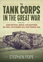 The Tank Corps in the Great War
