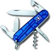 Victorinox Spartan - Zakmes - 12 Functies - Transparant Blauw