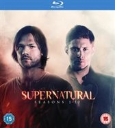Supernatural - Seizoen 1 t/m 10 (Blu-ray) (Import)