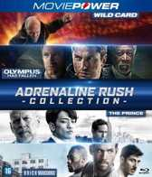 Moviepower : Adrenaline Rush Collection (Blu-ray)