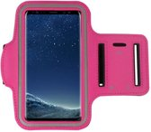 Sportarmband hoes voor Samsung Galaxy S8 - Roze
