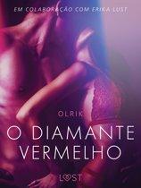 O diamante vermelho - Um conto erotico