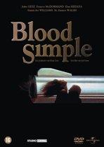 DVD cover van Blood Simple (D)