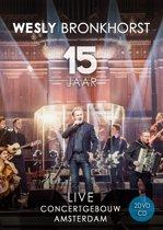 15 Jaar Live In Koninklijk Concertgebouw Amsterdam