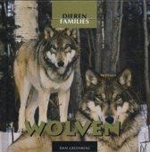 Dierenfamilies - Wolven
