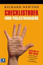 Checklist voor projectmanagers