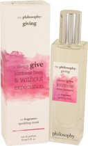 Philosophy Giving By Philosophy Eau De Parfum Spray 30 ml - Fragrances For Women