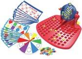 2in1 Bingo   Chad Valley klassieke bingo + Kleuren en vormen Bingospel