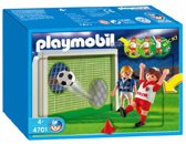 Playmobil Voetbal Doelschieten - 4701