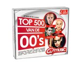 Qmusic Top 500 van de 00's