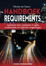 Boek cover Handboek Requirements van Nicole de Swart (Paperback)