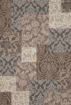 Patchwork Karpet Matrix 1601-70 Beige 160x230 cm