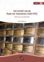 Het archief van de Raad van Vlaanderen (1386-1795) : Gids voor de gebruiker