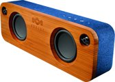 The House of Marley Get Together Bluetooth - Blauw