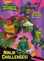 Ninja Challenges! (Rise of the Teenage Mutant Ninja Turtles)