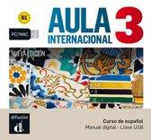 Aula internacional 3 Nueva edicion - B1 - Llave USB con libro digital
