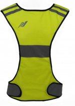 Rucanor X-Shape Hesje - Accessoires  - geel - M