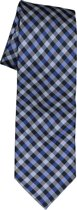 Michaelis stropdas - blauw geruit