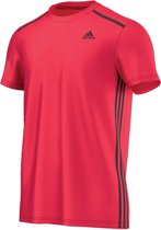 Adidas Performance T-shirt - ray red f16 - S