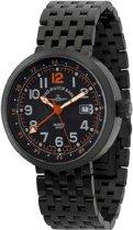 Zeno-Watch Mod. B554Q-GMT-bk-a15M - Horloge