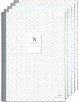 Neo plain notebook (5 st.)