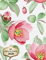 My Daily Planner 2020: : Calendar Schedule Organizer, 2020 Daily Planner, Daily Planner Journal, Blank Keepsake Record Planner Journal to Fil