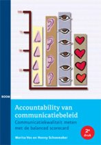 Accountability van communicatiebeleid
