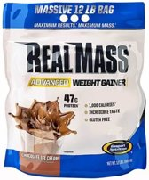 Real Mass Advanced 5440gr Aardbei