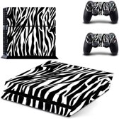 Zebra - Print PS4 Skin