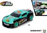 Road Rippers Maximum Boost Blauw - Speelgoedauto