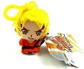 Street Fighter Pluche Keyring Ken