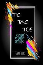 Tic Tac Toe Game Book