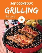 Grilling Cookbook 365