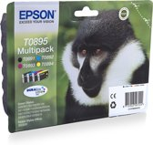 Epson T0895 - Inktcartridge / Multipack